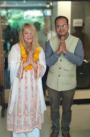 Julia & Govind