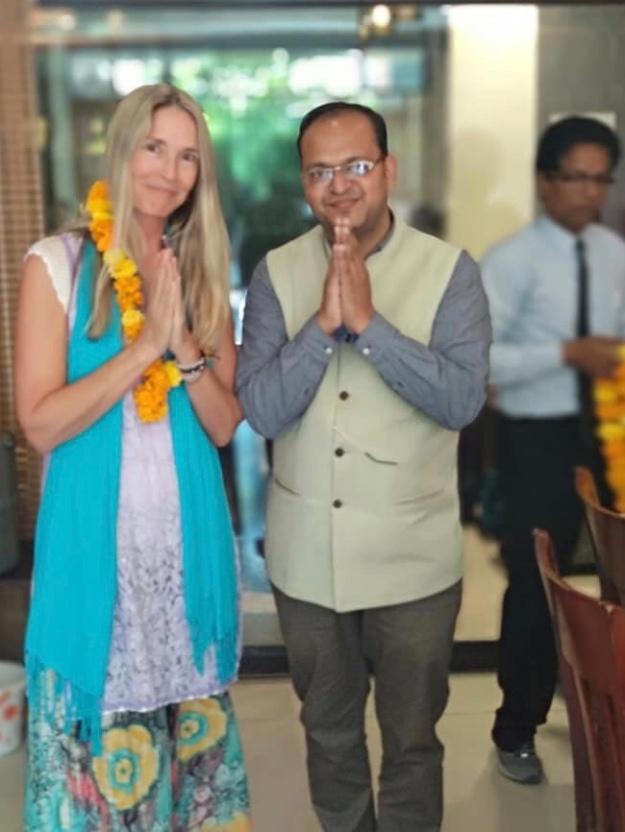 Roxanna & Govind